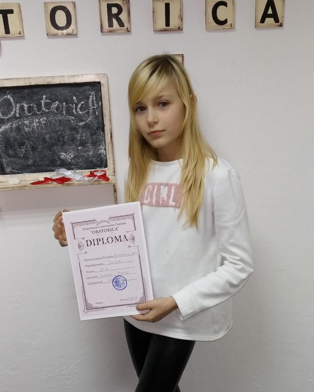 Виктория Бурлачук